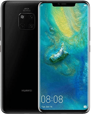 Huawei Mate 20 Pro Single Sim - Pristine - Black - Unlocked - 128gb