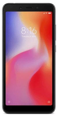 Xiaomi Redmi 6A Single Sim - Pristine - Black - Unlocked - 16gb