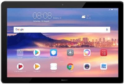 "Huawei MediaPad T5 10.0"" (Wi-Fi) Fair - Black - 16gb"