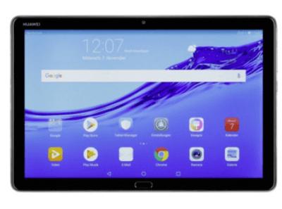 "Huawei Mediapad M5 Lite 10.1"" (Wi-Fi) Pristine - Space Grey - 64gb"