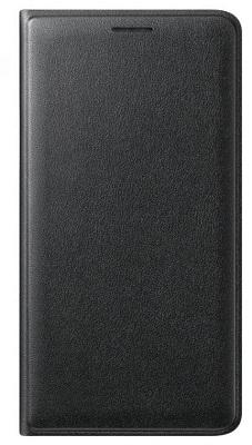 Samsung Flip Wallet Cover Brand New - Black - Galaxy J3 2016