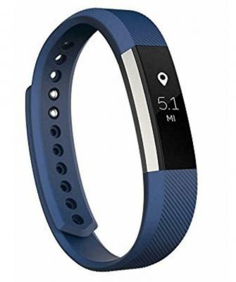 Fitbit Alta HR Small - Fair - Blue