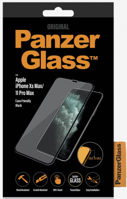 Panzerglass Edge To Edge Screen Protector Brand New - Clear - Iphone Xs Max/11 Pro Max