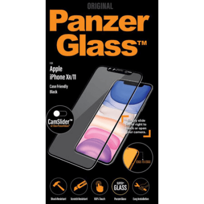 Panzerglass Tempered Glass Screen Protector Brand New - Clear - Iphone Xr/11