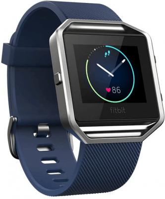 Fitbit Blaze Large - Brand New - Blue