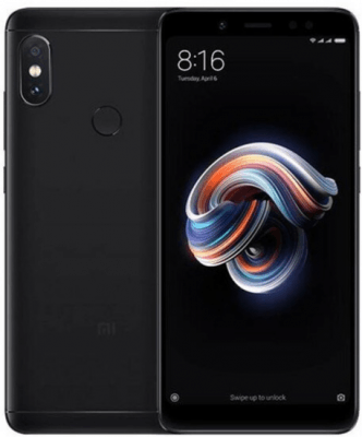 Xiaomi Redmi Note 5 Dual Sim - Pristine - Black - Unlocked - 32gb