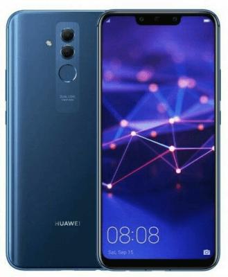 Huawei Mate 20 Lite Dual Sim - Very Good - Blue - Unlocked - 64gb
