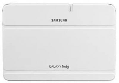 Samsung Official Book Cover Case Pristine - White - Galaxy Note 10.1