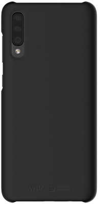 Wits Designed for Samsung Premium Hard Case Brand New - Black - Galaxy A70