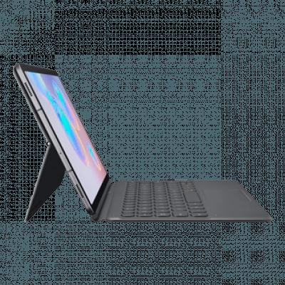 Samsung Galaxy Tab S6 Book Cover Keyboard Pristine - Black - Galaxy Tab S6