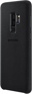 Samsung Official Alcantara Case Brand New - Black - Galaxy S9 Plus