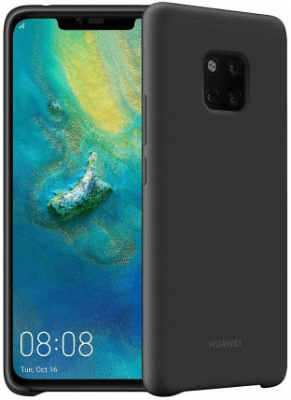 Huawei Official Silicone Case Brand New - Black - Mate 20 Pro