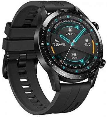 Huawei GT 2 Bluetooth Watch 46mm - Brand New - Matte Black