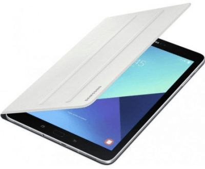 Samsung Official Book Cover Case Brand New - White - Galaxy Tab S3