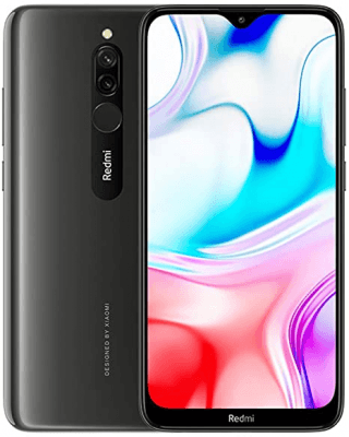 Xiaomi Redmi 8 Dual Sim - Very Good - Black Onyx - Unlocked - 32gb