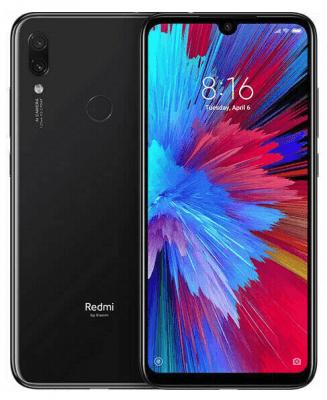 XIAOMI Redmi Note 7 Dual Sim - Very Good - Space Black - Unlocked - 32gb