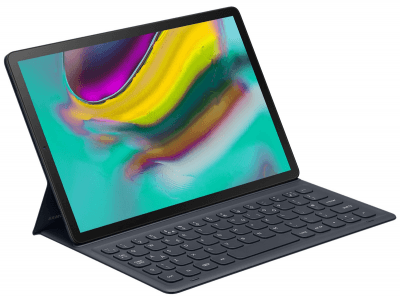 Samsung Galaxy Tab S5e Book Cover Keyboard Brand New - Black