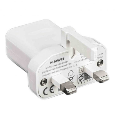 Huawei Official USB Plug Very Good - White - 1 Amp