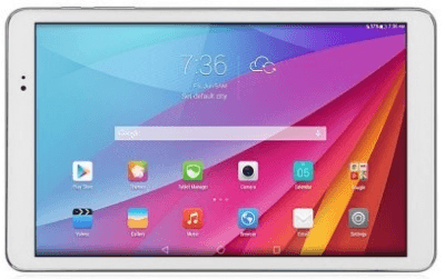 "Huawei Mediapad T1 10 9.6"" (Wi-Fi) Very Good - White/silver - 16gb"