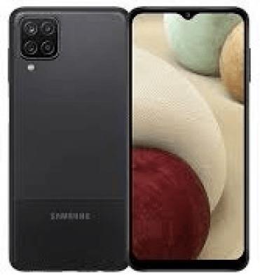 Samsung Galaxy A12 Dual Sim - Brand New - Black - Unlocked - 64gb