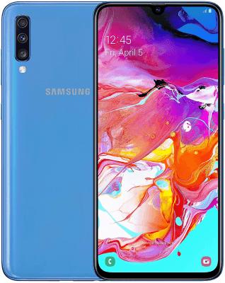 Samsung Galaxy A70 Dual Sim - Good - Blue - Unlocked - 128gb