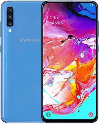 Samsung Galaxy A70 Single Sim - Pristine - Blue - Unlocked - 128gb